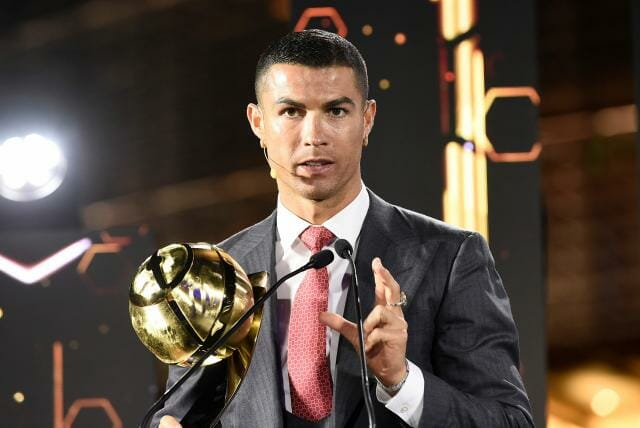 Cristiano Ronaldo 'rejects £5.3million-a-year to be face of Saudi Arabian tourism'