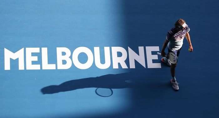 Australian Open in chaos with play SUSPENDED
