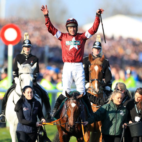 Grand National could be DELAYED