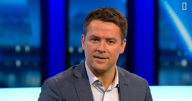 Michael Owen has predicted the result of the Liverpool and Manchester City Sunday clash