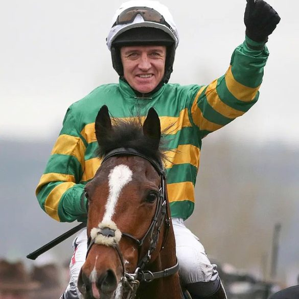 Barry Geraghty is coming out of retirement to race against old rival