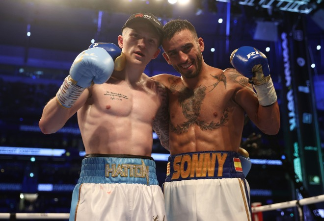 """Bookie refunds bets on """"robbed"""" Campbell Hatton opponent on Anthony Joshua undercard"""