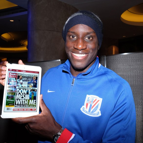 Demba Ba retires 3 months after joining Swiss side Lugano