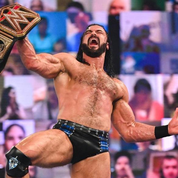 Drew McIntyre confirmed for upcoming WWE UK tour