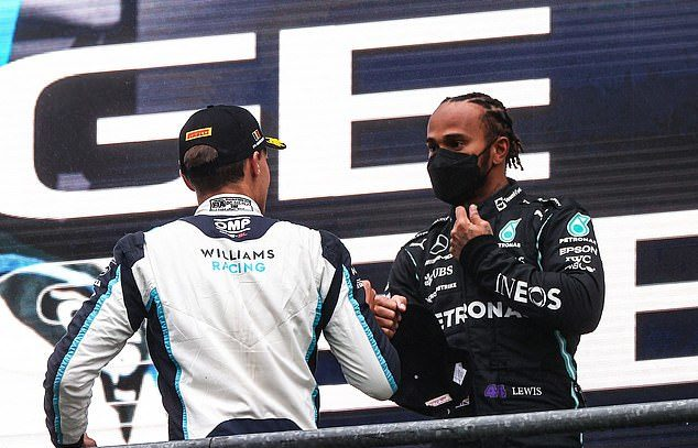 Lewis Hamilton claims George Russell will energize Mercedes next season