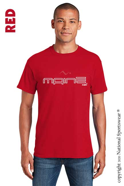 MAINE T-SHIRT by National Sportswear ®