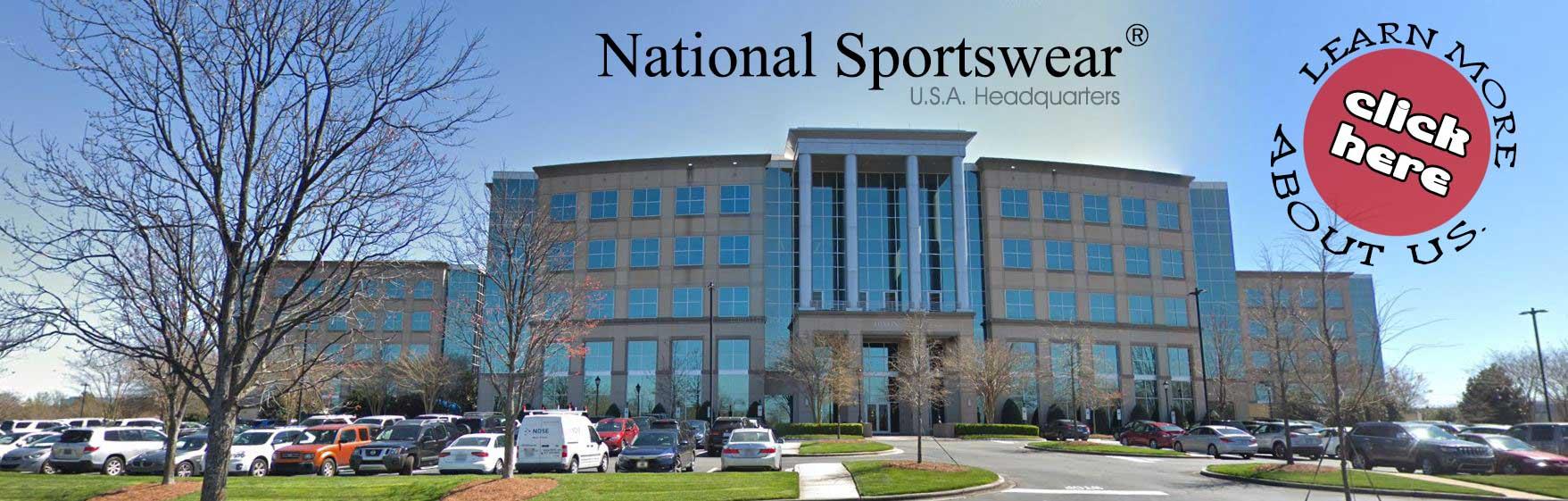 about national sportswear