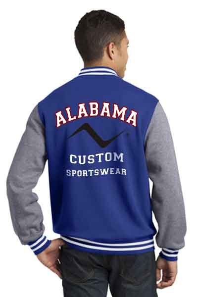 Alabama custom sportswear