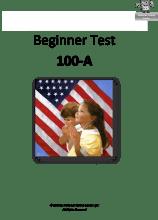 Beginner Test