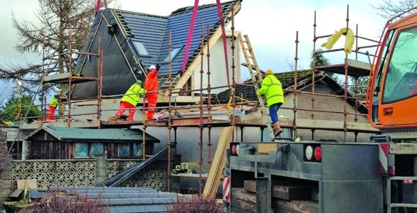 Loft conversions and bathrooms most likely to go wrong