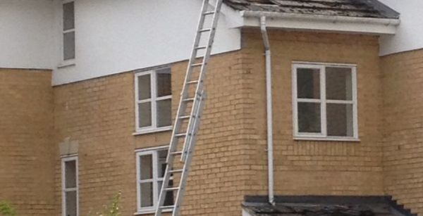 Roofer fined