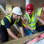 Construction Industry slows down