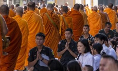 'Will get through this': Aftermath of Thailand's worst massacre