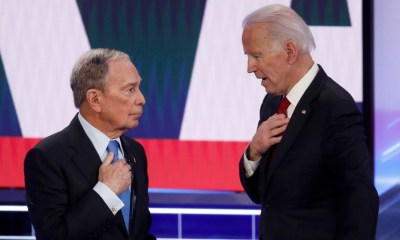 Bloomberg and Biden Are Duking It Out Over Who's Obama's Real BFF