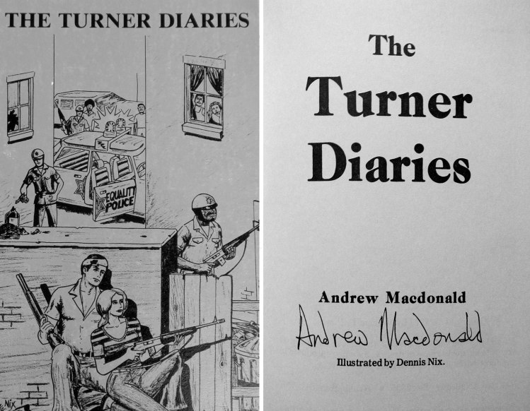 The Fame of a Dead Man's Deeds Audio Book: The Turner Diaries ...