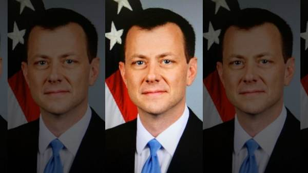 GOP Lawmakers Grill Peter Strzok in Closed-Door Deposition 'He Kept Hiding Behind the Classified Information Excuse'