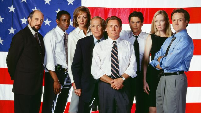 UFOs and 'The West Wing'