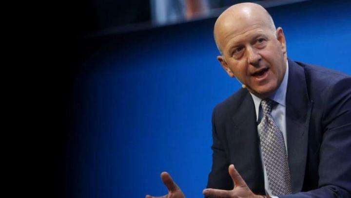 Goldman Expected To Officially Name David Solomon Next CEO