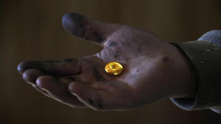 """Another Billionaire Warns """"We're Running Out Of Gold"""""""