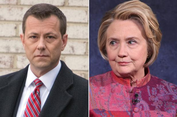 """Majority Of Clinton Emails Funneled To """"Foreign Entity""""; When IG Told Strzok – He Completely Ignored"""