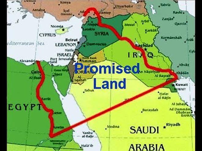 SYRIA PULLOUT: Neocons, Cent-com and the Greater Israel Project