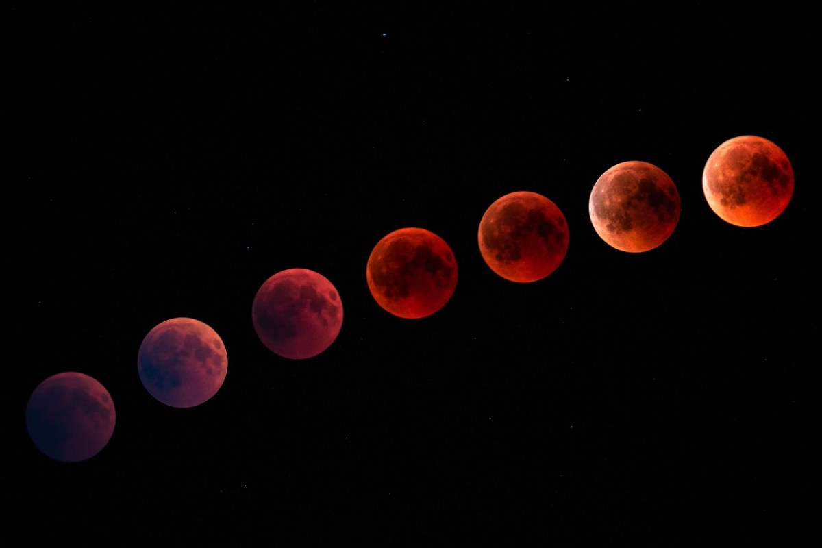 January 20: A 'Super Blood Wolf Moon' Will Cross Over America On The 2nd Anniversary Of Donald Trump's Inauguration