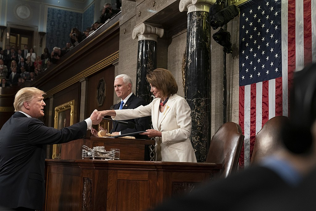 Pelosi Outsmarted Herself on the SOTU