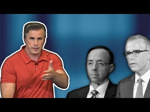 The Seditious Deep State Coup against Trump–Will Rosenstein EVER be Questioned?
