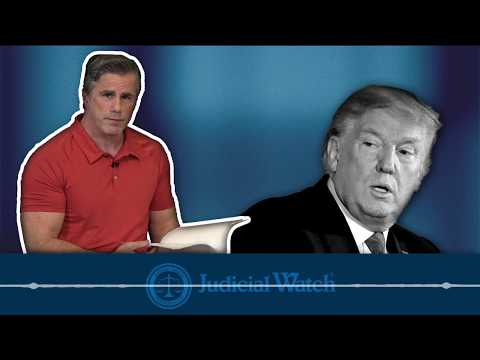 Tom Fitton w/ Dr. Sebastian Gorka: The Deep State's Coup Attempt to Take Out President Trump