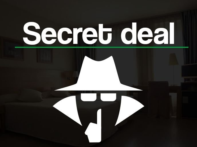THE SECRET DEAL: Sometimes the only way to strike a deal is to do it without anyone knowing