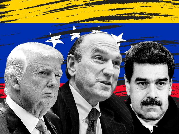 Trump Administration Attempts to Overthrow Venezuela's Maduro with Elliot Abrams as Coup Master