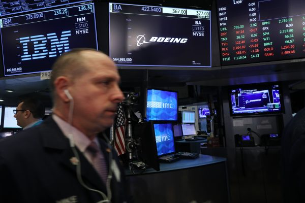 Boeing Stock Plummets After Second 737 MAX Jet Crash, Parries Losses by Day's End