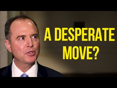 Adam Schiff and the Democrats' Desperate 'Phantom of the Opera' Gambit