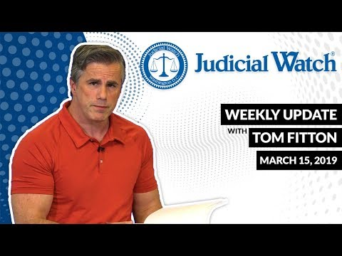 Weekly Update: Court Slams FBI on Strzok Docs, JW Questions Clinton Email Witness, & More!