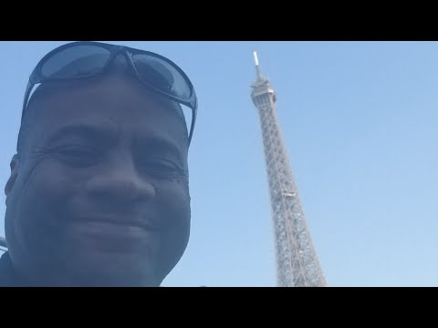 Live From Eiffel Tower