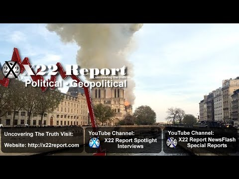 Mueller Report Coming, News Cycle Shifts, Think Timing, Another One On Its Way –  Episode 1842b