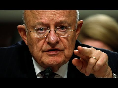 James Clapper Knew in 2016 Trump Didn't Collude. I Explain in My Latest Federalist Article