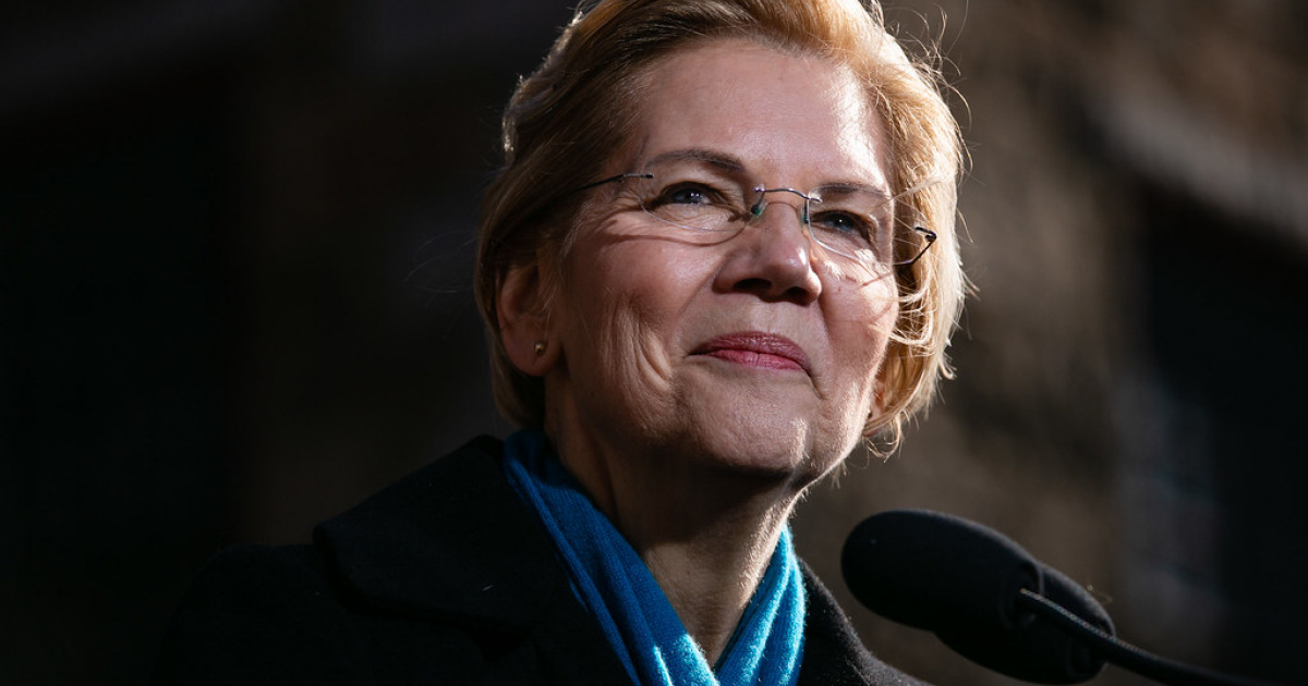 2020 Democrats Won't Take Corporate Money – But are First on Wall Street