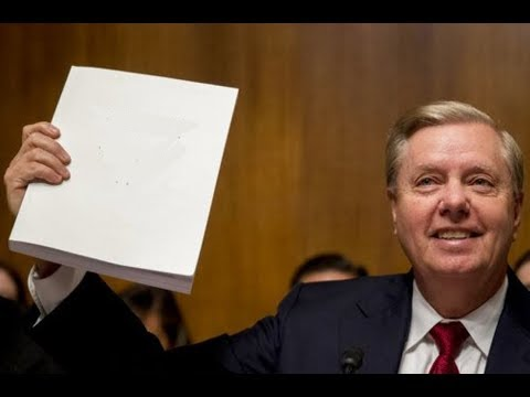 LINDSEY GRAHAM & REP. RATCLIFFE: CLASSIFIED DOCUMENTS PROVE BRENNAN & MEDIA PART OF TREASONOUS PLOT!