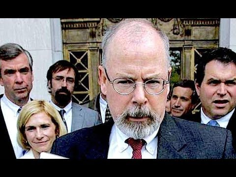 ARRESTS ARE COMING! AG BARR APPOINTEE JOHN DURHAM HAS ALREADY BEEN INVESTIGATING JAMES BAKER & COMEY