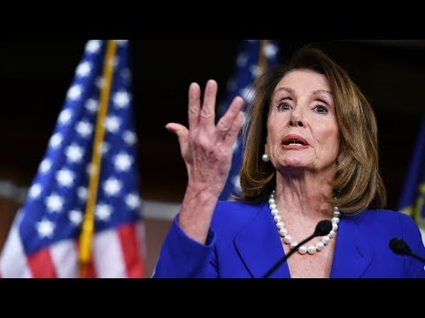 Nancy Pelosi is Ready to Impeach President Trump for Record Low Unemployment and the First Step Act