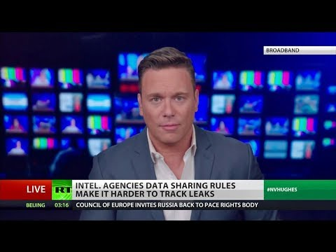 Ben Swann ON: Obama Admin Changed Rules for Intelligence Sharing To Cover Russia Conspiracy Tracks?