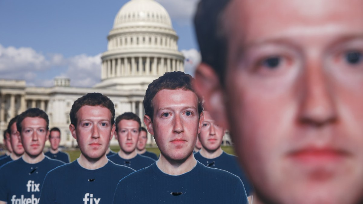 Facebook 'News': A Bold Step Toward Total Control of Reality?