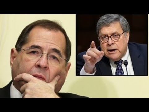 DENIED! AG BILL BARR SENT JERRY A LETTER LATE FRIDAY. HIS RESPONSE IS CLASSIC.