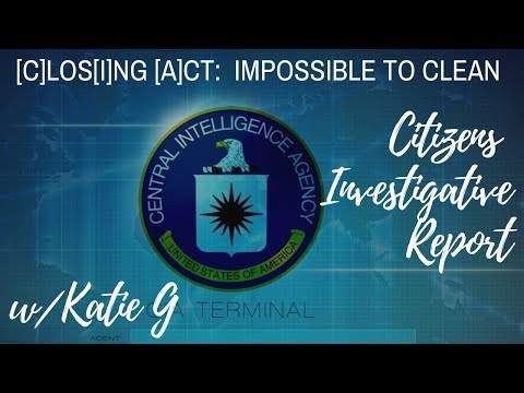 [C]los[I]ng [A]ct: DISMANTLED. IMPOSSIBLE TO CLEAN