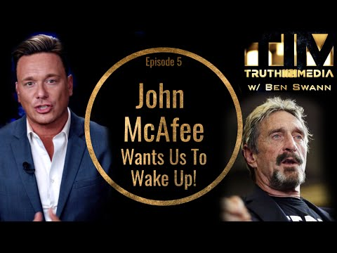 John McAfee Warns Us on MSM and Big Tech (One-on-One Interview)