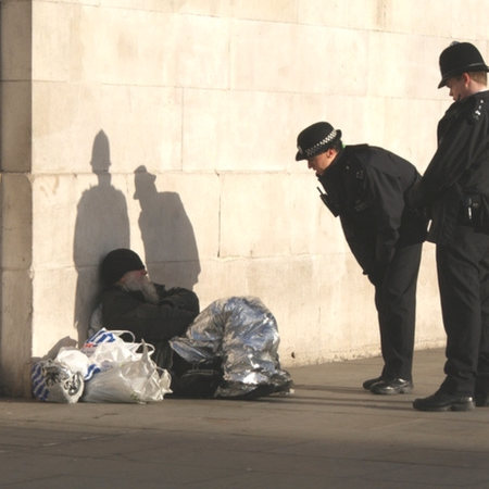 While Migrants Get Free Housing, A Homeless Brit Dies Every 19 Hours in the UK