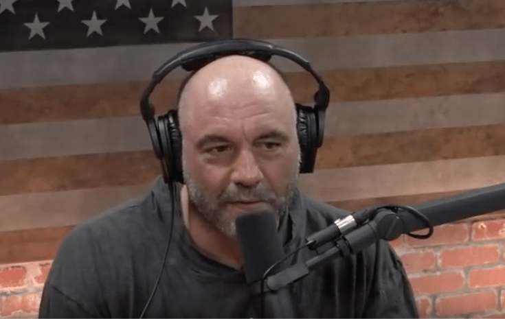 Joe Rogan: Is Clinton that much of a hound that he would go that deep into the well?