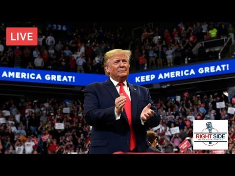 LIVE: President Donald Trump Rally in Monroe, LA 11/6/19 – RSBN Coverage