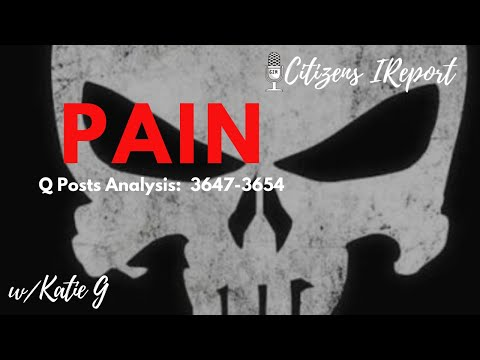 PAIN coming! Think Timing! Q Post Analysis: 3647-3654